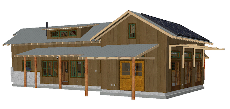 Metal pole barn house plans joy studio design gallery for Wood pole barn plans free
